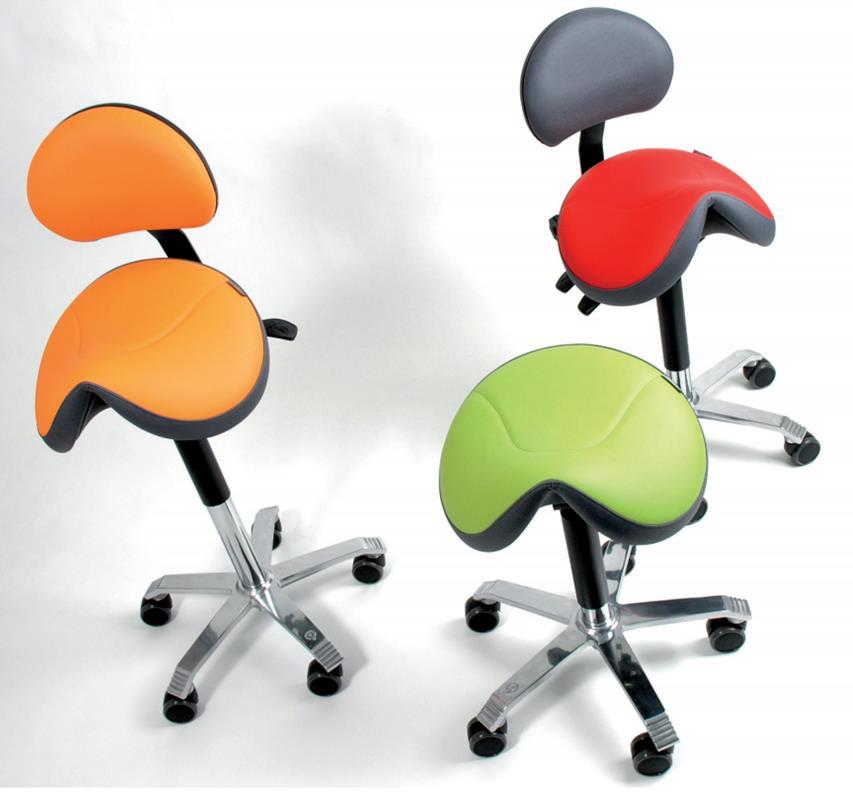 taille 40 5c990 83631 Siège ergonomique assis debout Gamme SELLE – BS Ergonomie